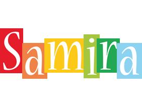 Samira logo name logo generator smoothie summer for Domon name meaning