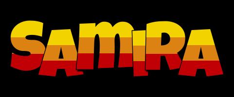 Samira jungle logo
