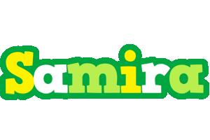 Samira soccer logo