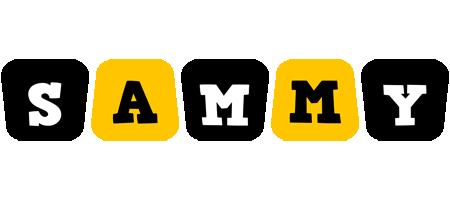 Sammy boots logo
