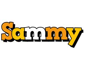 Sammy cartoon logo