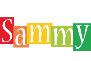 Sammy colors logo