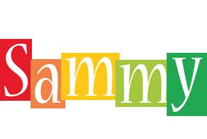 Sammy colors logo