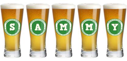 Sammy lager logo