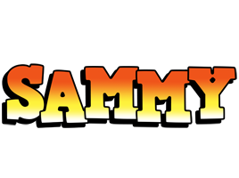 Sammy sunset logo