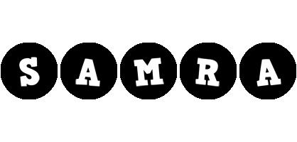 Samra tools logo