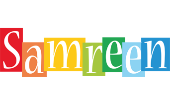Samreen colors logo