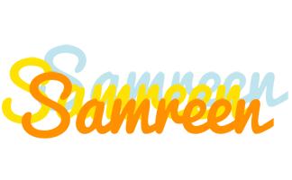 Samreen energy logo