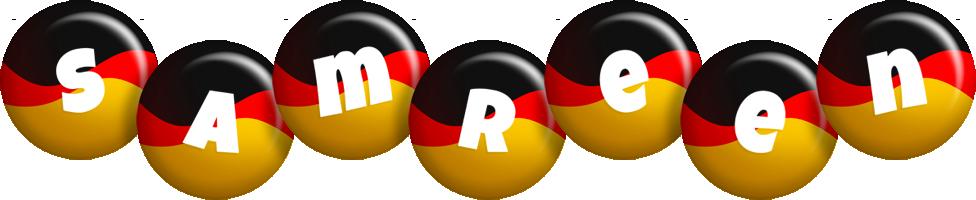Samreen german logo