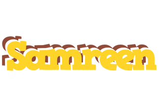 Samreen hotcup logo