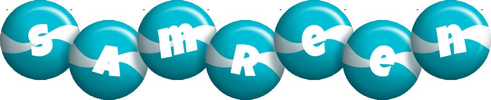 Samreen messi logo