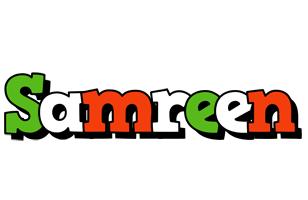 Samreen venezia logo