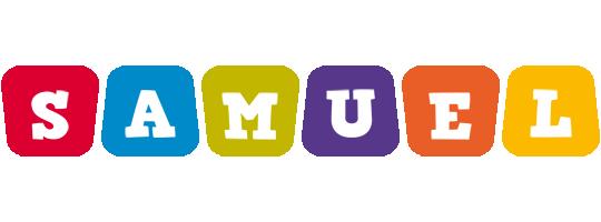 Samuel daycare logo