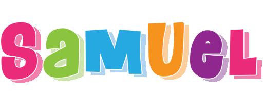 Samuel friday logo