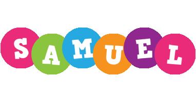 Samuel friends logo