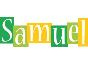 Samuel lemonade logo