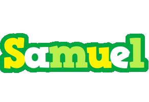Samuel soccer logo