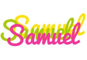 Samuel sweets logo