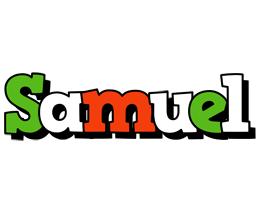 Samuel venezia logo
