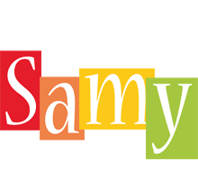 Samy colors logo