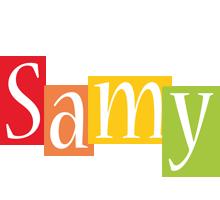 Samy colors logo