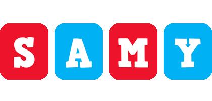 Samy diesel logo