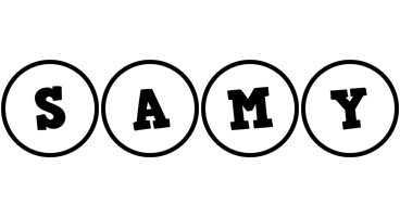 Samy handy logo
