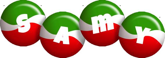 Samy italy logo