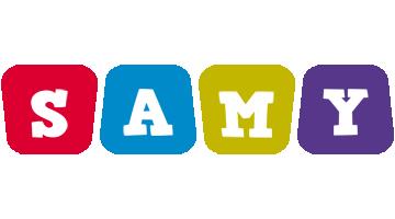 Samy kiddo logo