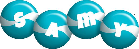 Samy messi logo