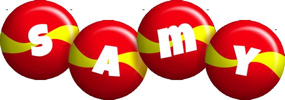 Samy spain logo