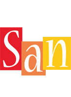 San colors logo