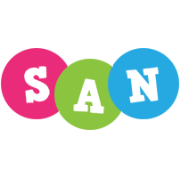 San friends logo