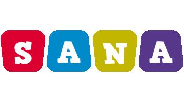 Sana daycare logo