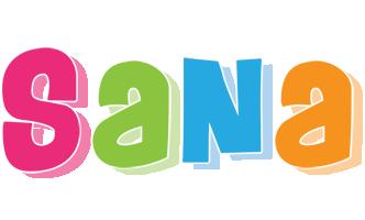 Sana friday logo