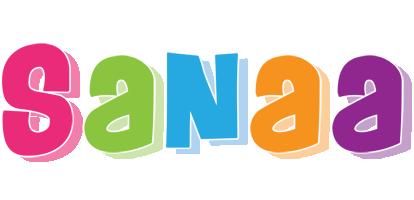 Sanaa friday logo