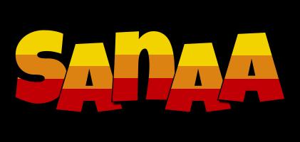 Sanaa jungle logo