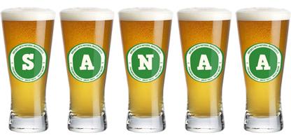 Sanaa lager logo