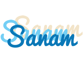 Sanam breeze logo