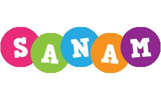 Sanam friends logo