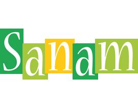 Sanam lemonade logo