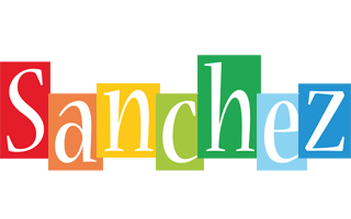 Sanchez colors logo