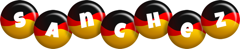 Sanchez german logo