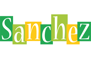 Sanchez lemonade logo