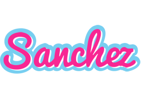 Sanchez popstar logo
