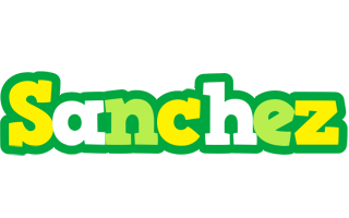 Sanchez soccer logo