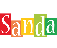 Sanda colors logo