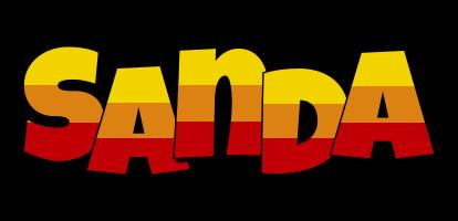 Sanda jungle logo