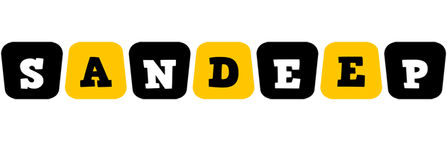 Sandeep boots logo