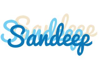 Sandeep breeze logo